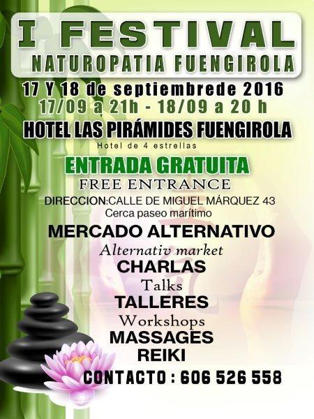 i Festival naturopatia fuengirola