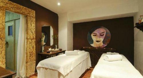 Cabina de masaje en SPA