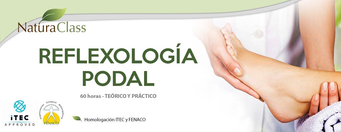 Curso de Reflexología